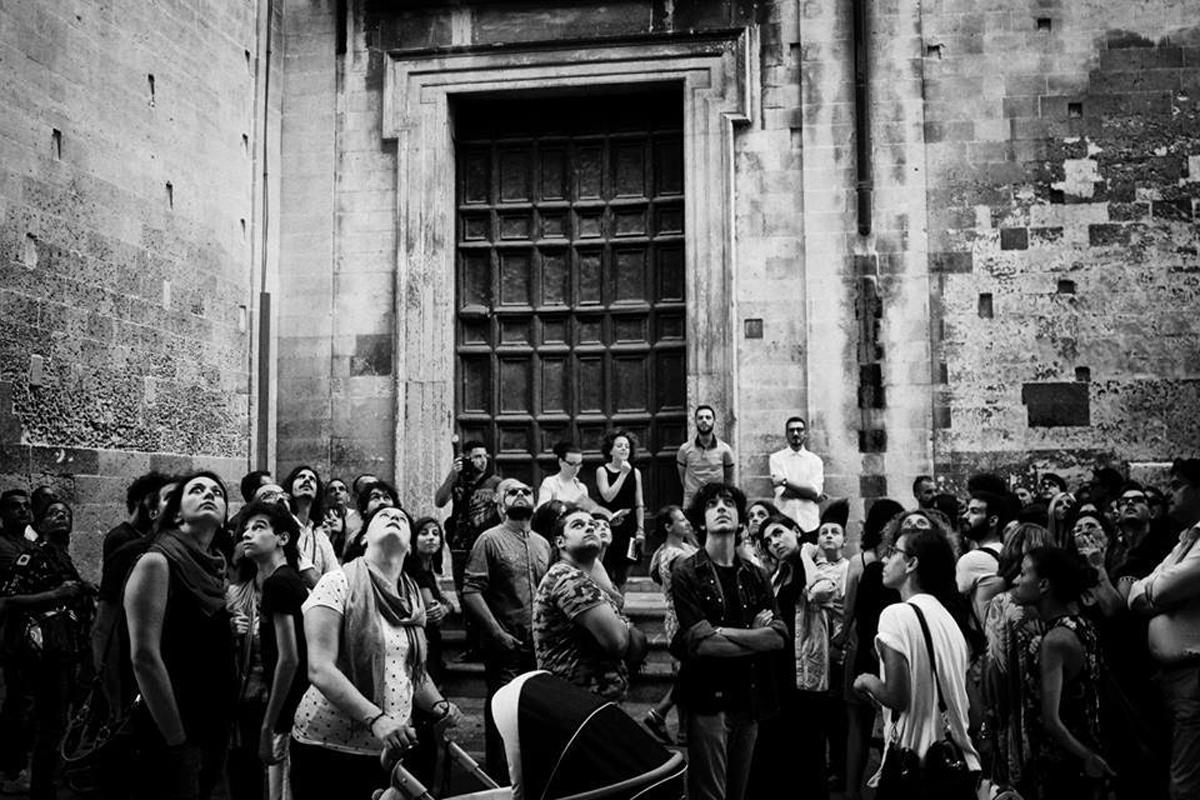 Bitume Photofest 2014, Opening della prima edizione. Fotografia: Daniele Coricciati