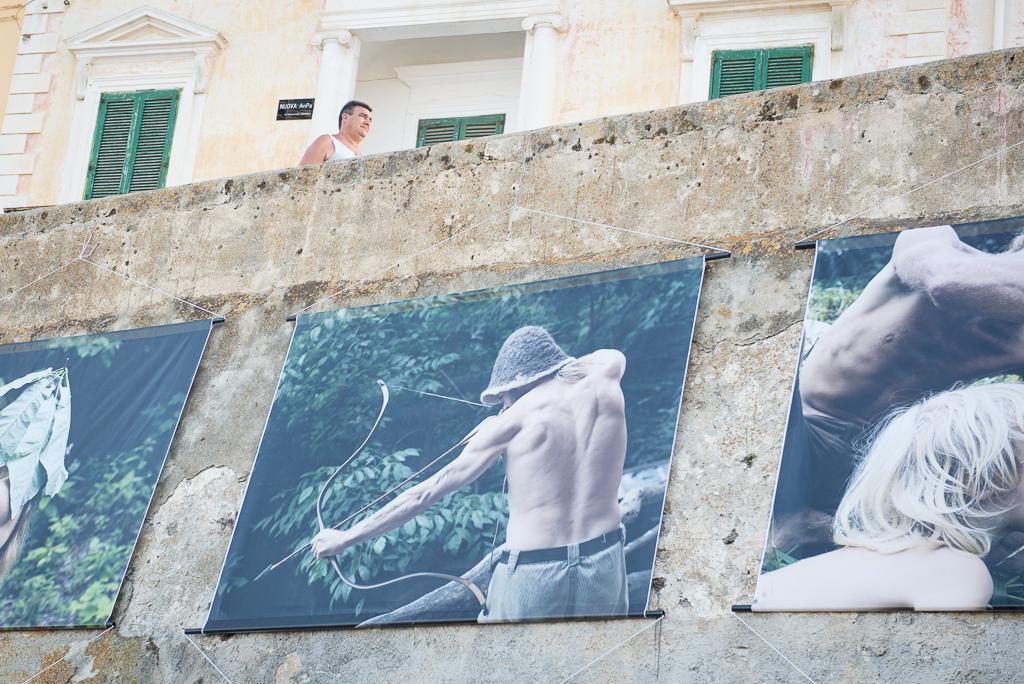 Bitume Photofest 2015, Lucas Foglia, A Natural Order, 2006–2010. Courtesy l'artista. Fotografia: Mariantonietta Luongo per Positivo Diretto