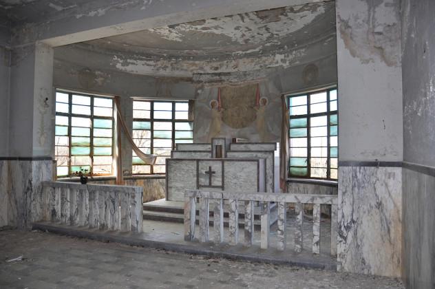 Ospedale Sanatoriale Montecatone | Imola (BO) Foto Fabrizio Verni