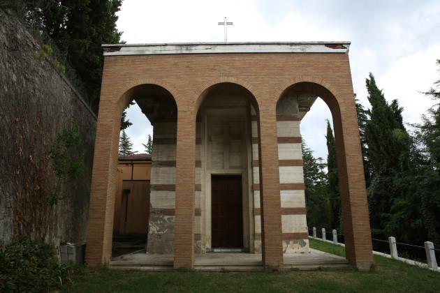 Chiesa di Paderno | Mercato Saraceno (FC) Foto Leonardo Crociani