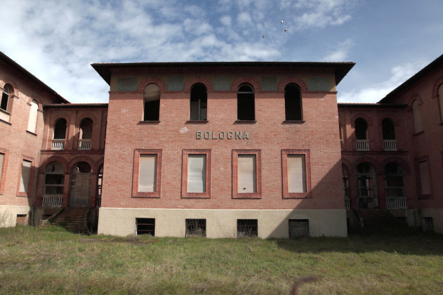 Colonia Decimo Legio (fascio bolognese) Miramare (RN) Foto Alessandro Costa