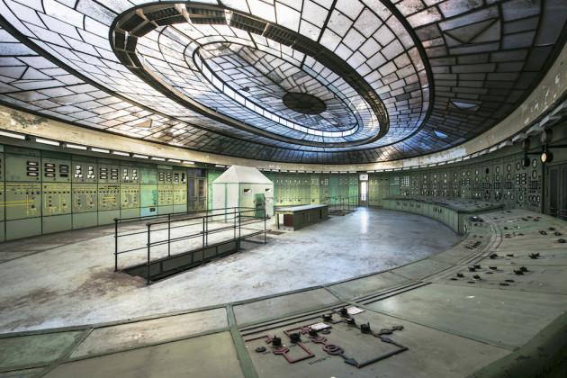 Centrale termoelettrica di Kelenföld, Budapest (Ungheria) - Foto Reginald Vande Velde
