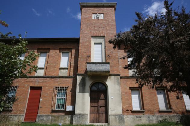 Casa del Fascio | Teodorano (FC) Foto Leonardo Crociani
