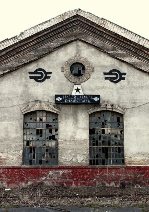 Stazione ferroviaria, Budapest (Hungary) - Foto Tibor Smid