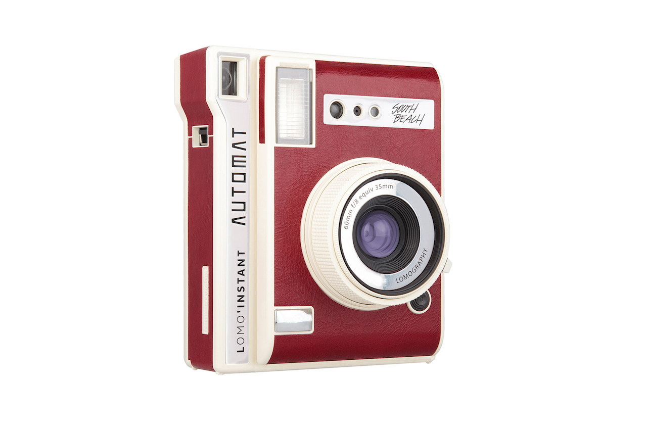 LomoInstant Automat_South Beach Edition