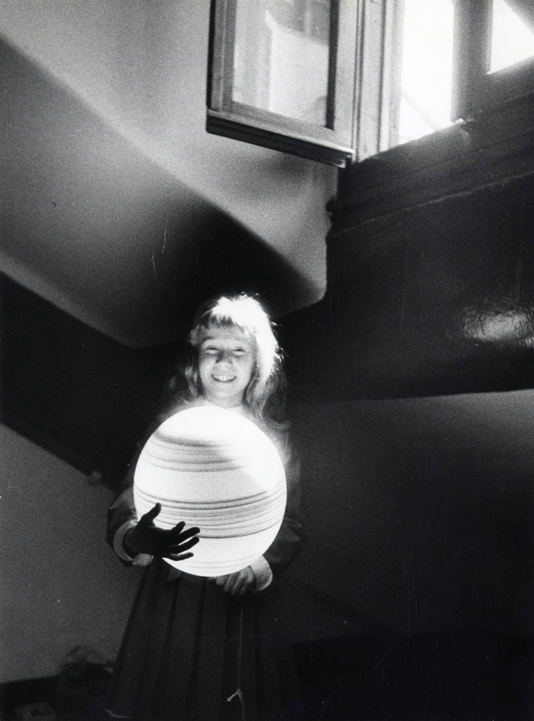 Storie di un vento e di una bambina, 1965 © Toni Nicolini/ Archivio CRAF