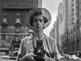Self-Portrait, Undated 40x50 cm © Vivian Maier / John Maloof Collection, Courtesy Howard Greenberg Gallery, NY