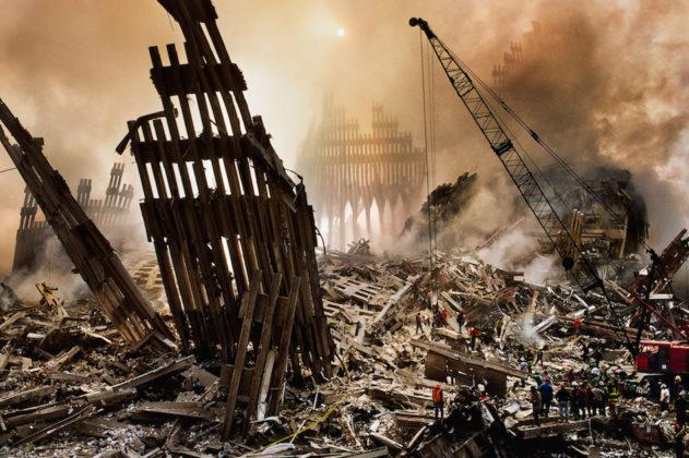 New York, NY, September 11, 2001 © Steve McCurry