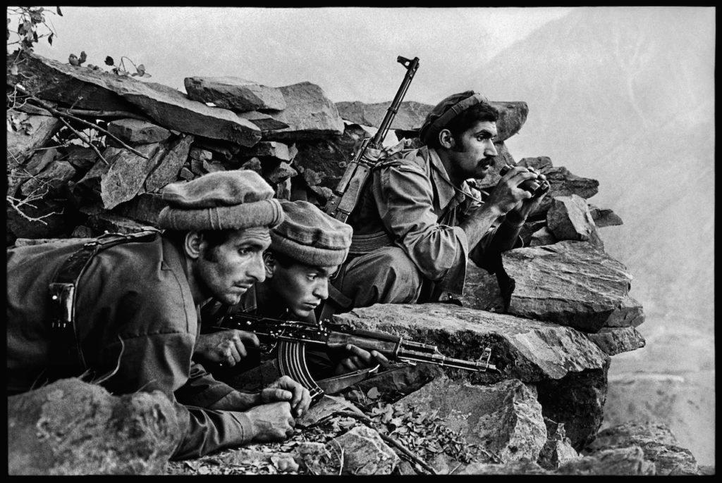 Nuristan, Afghanistan, 1979 © Steve McCurry