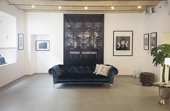 David Bowie Masayoshi Sukita mostra roma