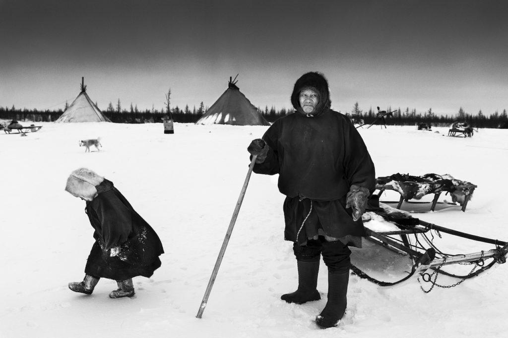 Ragnar Axelsson, Nenets, Siberia, 2016 © Ragnar Axelsson