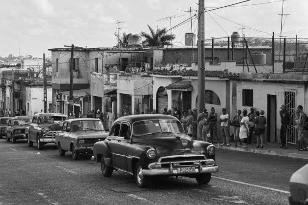 A L'Avana le fotografie di Alessandro Dobici