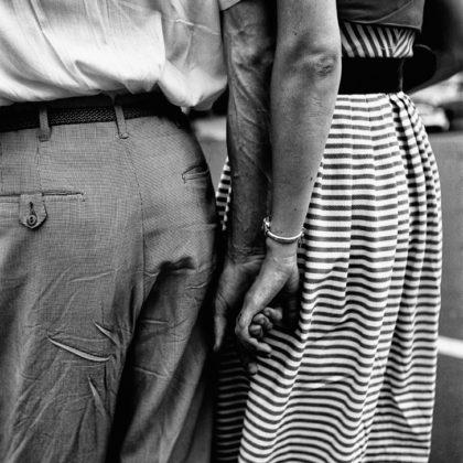 le fotografie di Vivian Maier in mostra a Genova