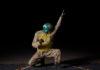 i parchi di divertimeno a luci spente di Stefano Cerio in mostra a Roma