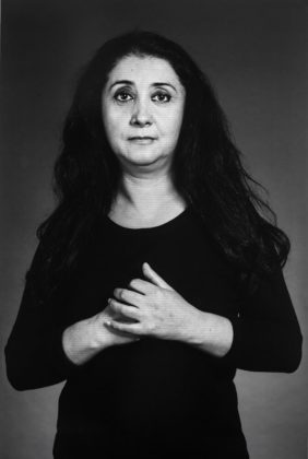 I ritratti di Shirin Neshat in mostra a Venezia