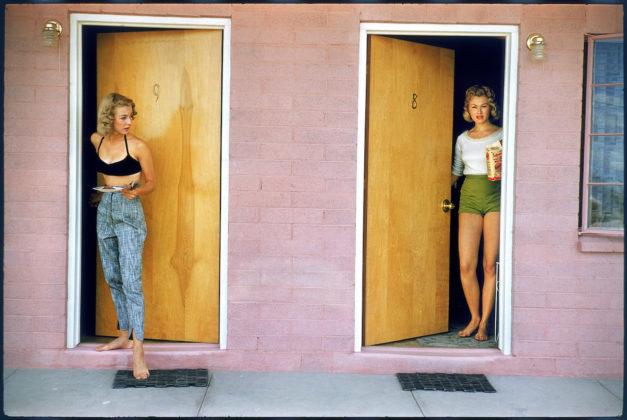 Le fotografie di Elliott Erwitt in mostra a Forlì