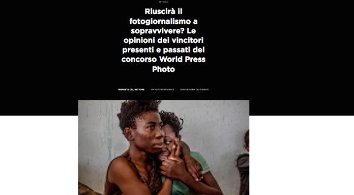 Canon indaga sul potere del visual storytelling nella società moderna