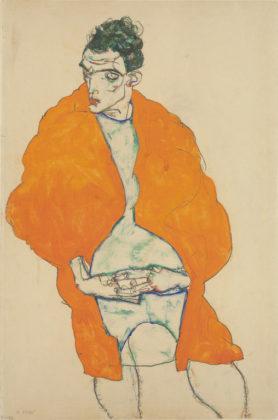 Egon Schiele e Francesca Woodman mostra tate liverpool