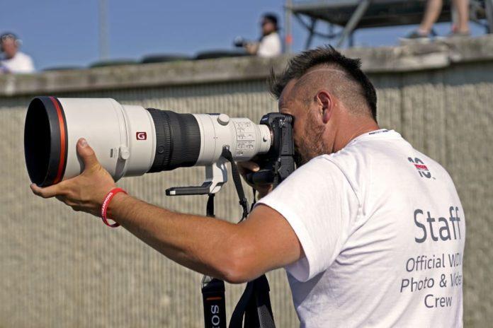 Alex Farinelli testa il nuovo 400 mm F2.8 G Master Sony