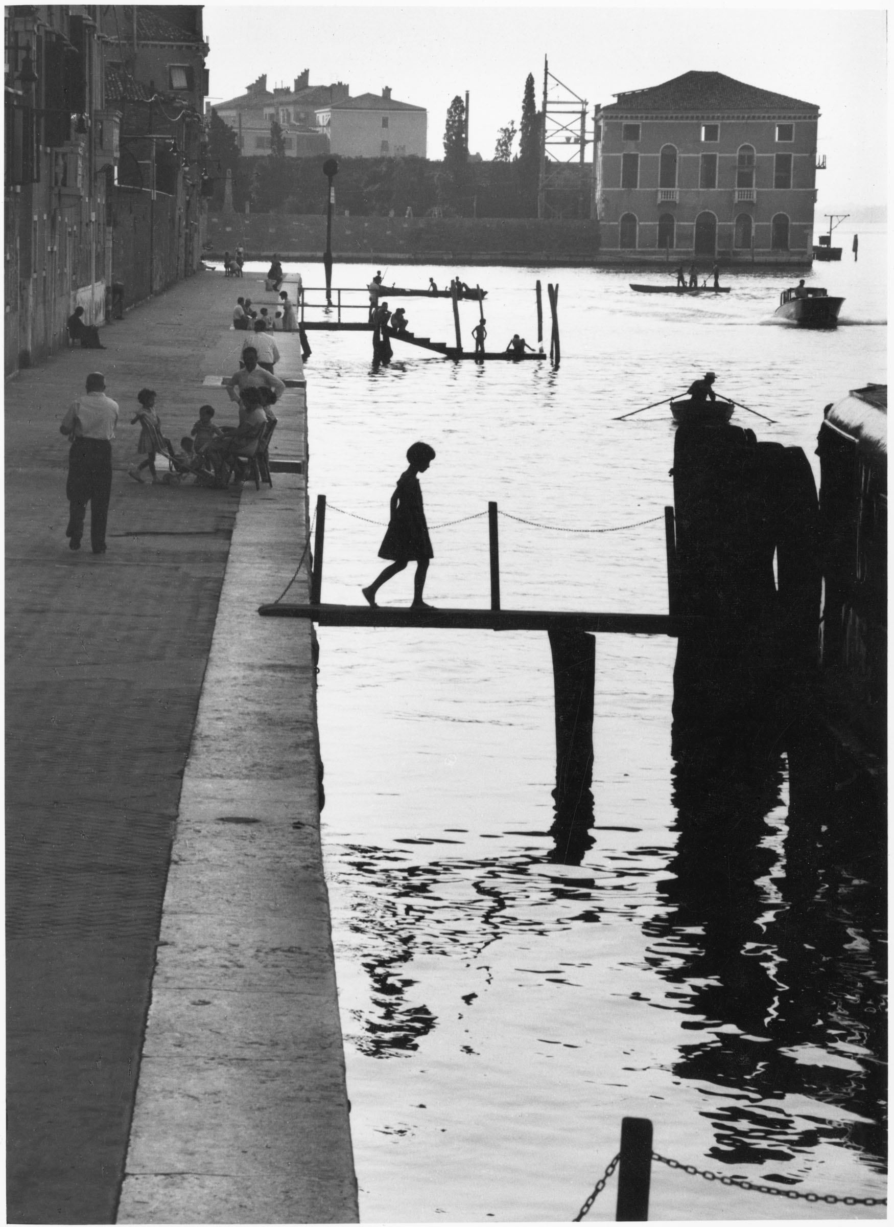 Willy Ronis in mostra a Tre Oci