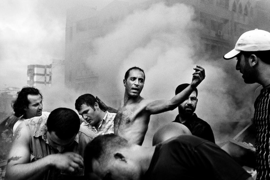 Le fotografie di Paolo Pellegrin in mostra al Maxxi di Roma