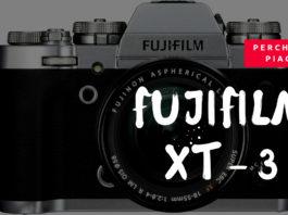 fujifilm xt-3 recensione