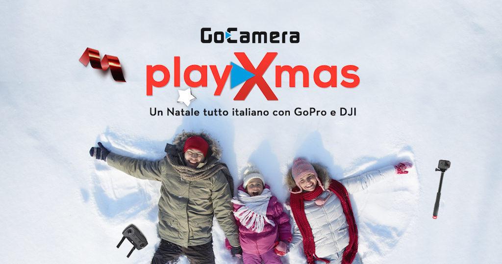 go pro camera play xmas