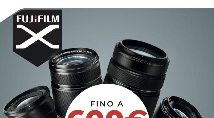 cashback ottiche pro fujifilm