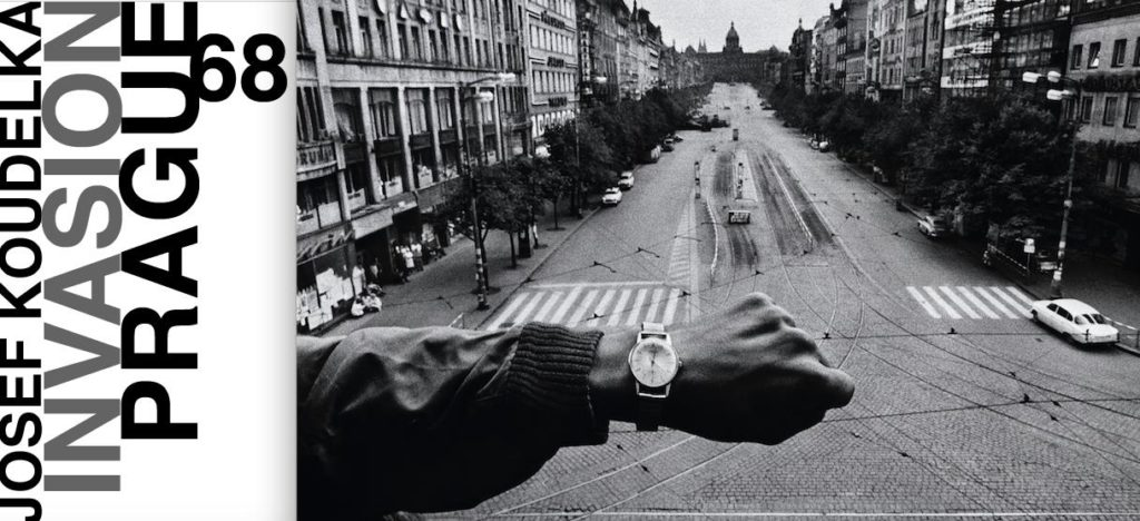 Invasion 68 Prague Josef Koudelka