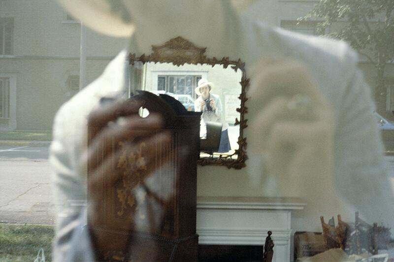 vivian maier mostra fotografia pavia