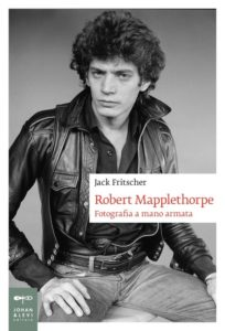 Robert Mapplethorpe. libro fotografia a mano armata