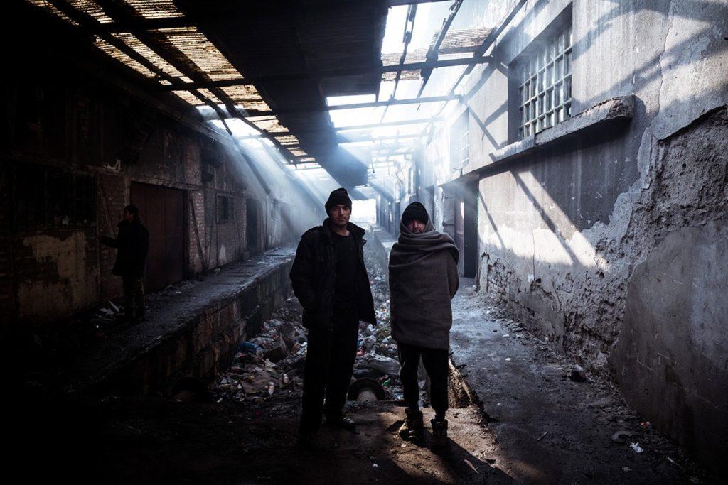 mostre fotografia europea circuito off via roma