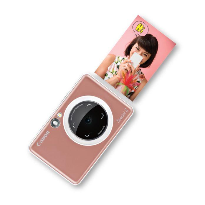 instant camera canon