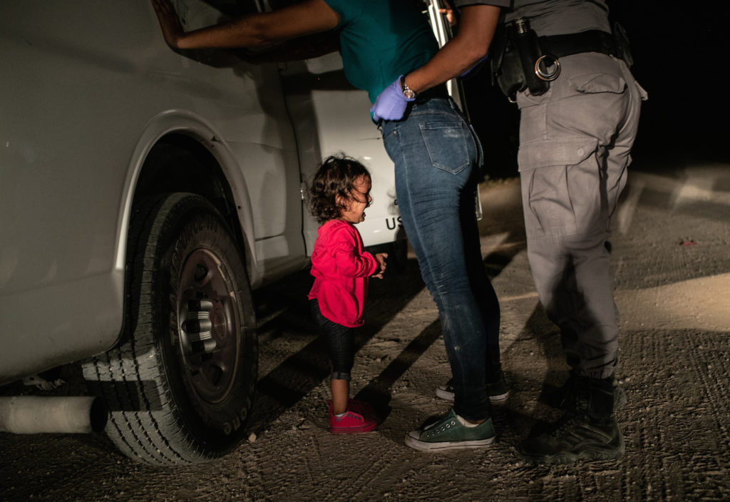 world press photo 2019 foto dell'anno_ John Moore_Getty Images