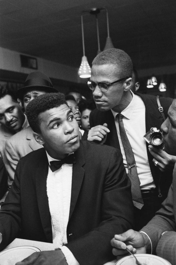 Muhammad Ali mostra napoli