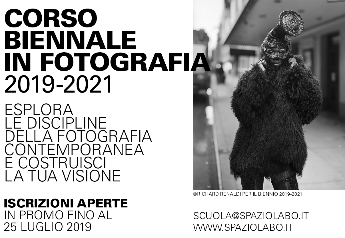 corso biennale fotografia spazio labo bologna