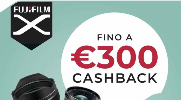 promozione fujifilm Cashback Serie X