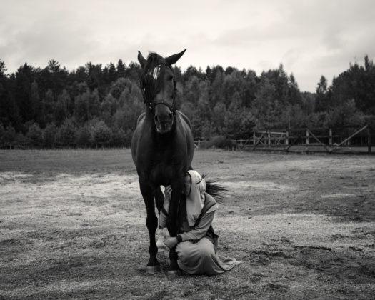 arles photographie 2019 foto donna e cavallo Alys Tomlinson