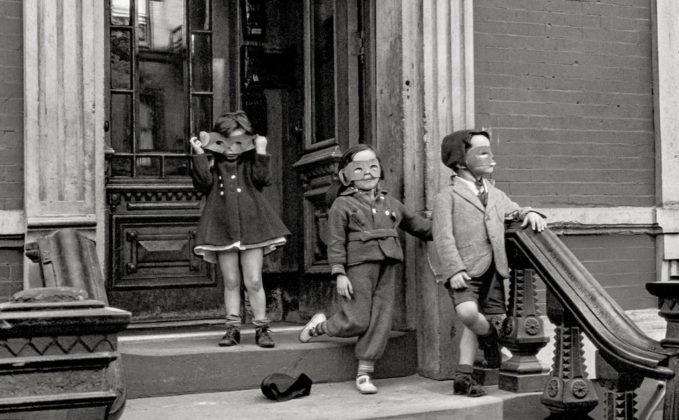 arles photographie 2019 foto bambini Helen Levitt