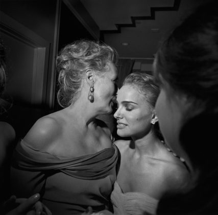 Larry Fink mostra torino Oscar Party