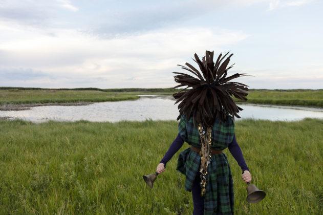 arles photographie 2019 Meryl McMaster
