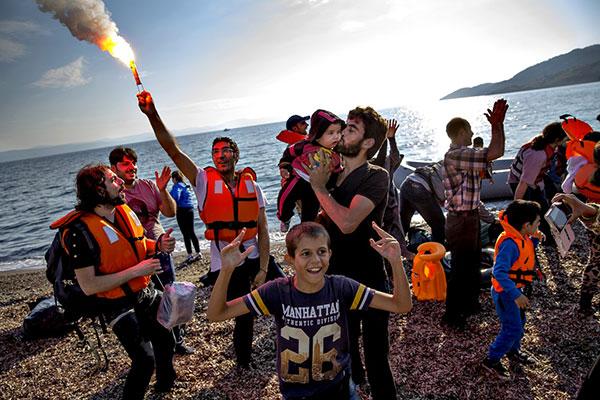 fotografia Jacob Ehrbahn World Report Award finalisti 2019