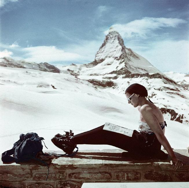 foto robert capamostra magnum mountains forte di bard