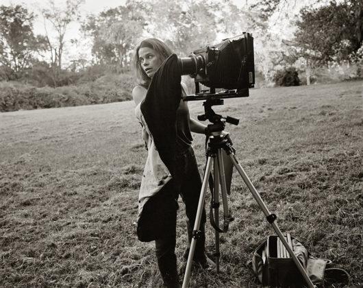 Sally Mann mostra jeu de paume ritratto della fotografa