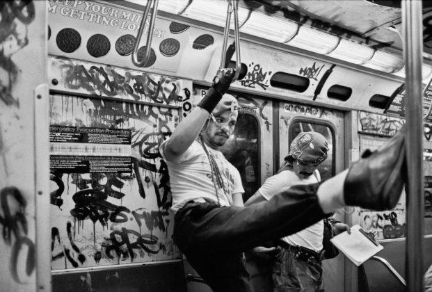 ferdinando scianna mostra venezia tre oci - new york 1985