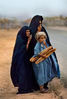 steve mccurry mostra cibo forlì mauritania