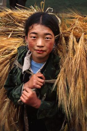 steve mccurry mostra cibo forlì tibet