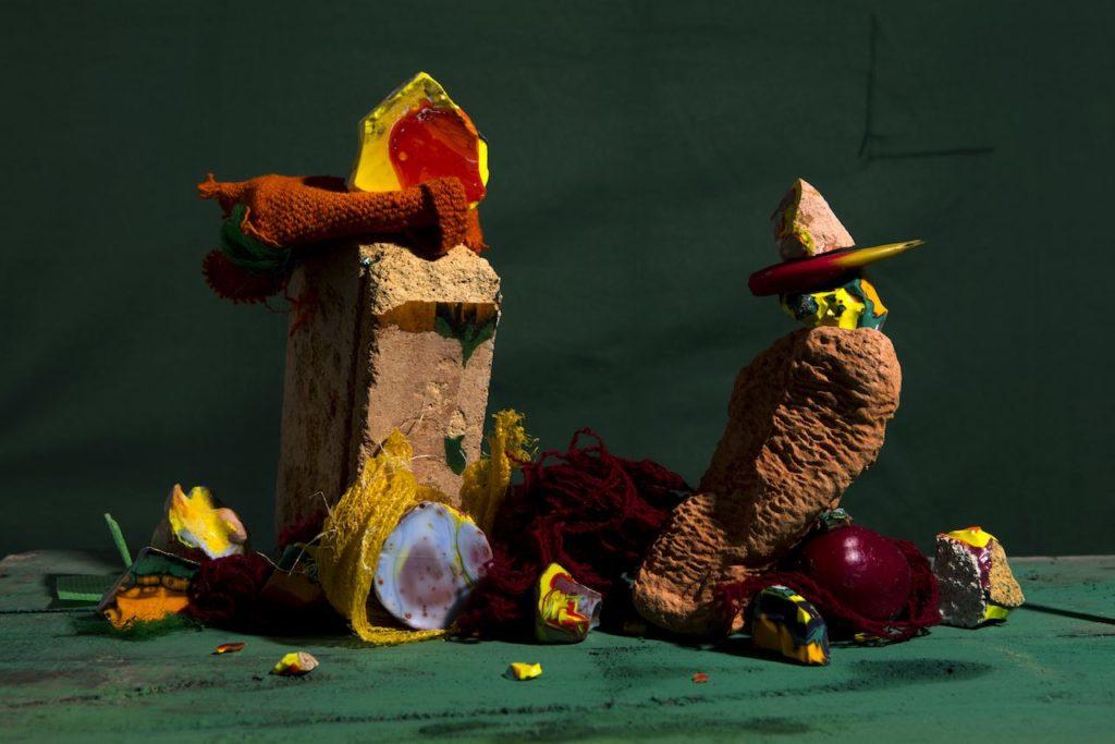 lorenzo vitturi mostra foam