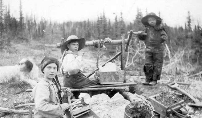Greta Thunberg foto antica