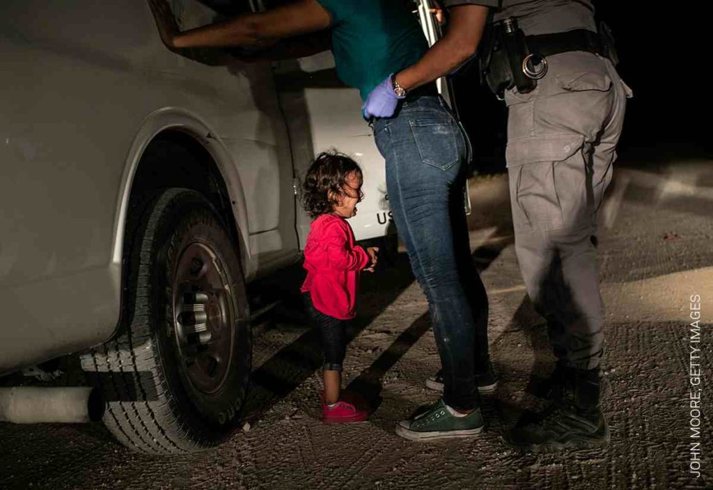 John Moore_Getty Images world press photo forte di bard